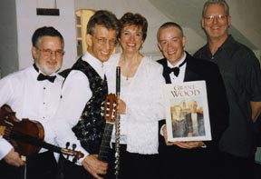 David Miller, John Dowdall, Jan Boland, Andrew Earle Simpson, Terry Pitts